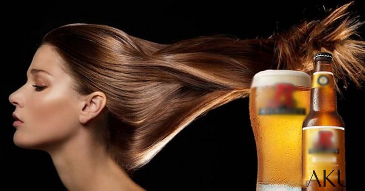 Gọi đầu bằng bia là một phương pháp giúp phục hồi tóc hiệu quả vì bia cho nhiều dưỡng chất rất tốt cho tóc