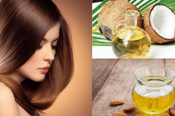 Dầu dừa loại một loại dầu cực kỳ tốt cho tóc bị khô xơ hư tổn mà bạn nên thử sử dụng.