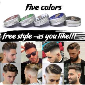 Một số kiểu tóc nam được tạo mẫu bằng cách sử dụng Waxes tóc