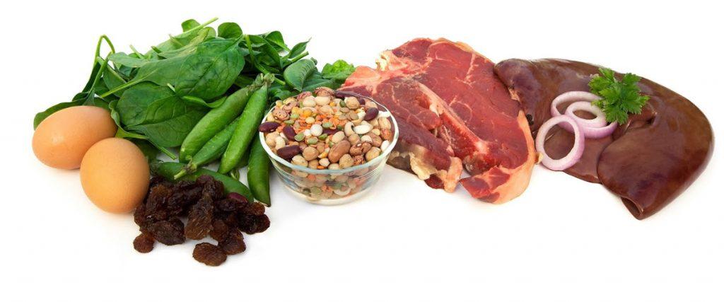 Một số loại thực phẩm giàu Vitamin B5 tốt cho tóc bao gồm cá ngừ, thịt bò, thịt cứu, thịt heo, thịt gà, đậu phộng, đậu hà làn và một số loại thực phẩm khác